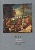 Portada 100 OBRAS MAESTRAS DEL MUSEO NACIONAL DEL PRADO VOLUMEN 2 - - - MSG