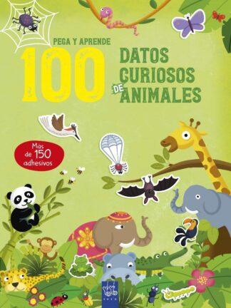 Portada 100 DATOS CURIOSOS DE ANIMALES -  - YOYO EDICIONES