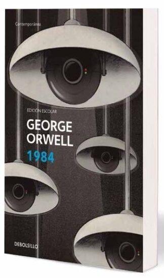 Portada 1984 - GEORGE ORWELL - DEBOLSILLO