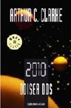 Portada 2010 ODISEA DOS - ARTHUR C. CLARKE - DEBOLSILLO