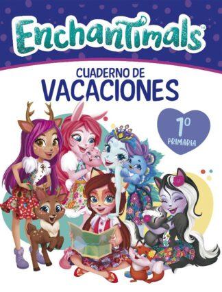 Portada (2019).VACACIONES 1º PRIM.(ENCHANTIMALS) - VV.AA. - BEASCOA