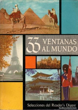 Portada 33 VENTANAS AL MUNDO - VARIOS AUTORES - READER`S DIGEST