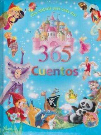 Portada 365 CUENTOS -  - COMICS Y CUENTOS ASTURIAS