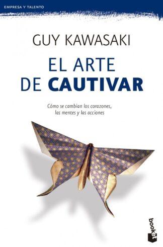 Portada 4191.ARTE DE CAUTIVAR, EL.(EMPRESA Y TALENTO) - KAWASAKI, GUY - GESTION 2000