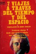 Portada 7 VIAJES A TRAVES DEL TIEMPO Y DEL ESPACIO - GROFF CONKLIN - ORGANIZACION EDITORIAL
