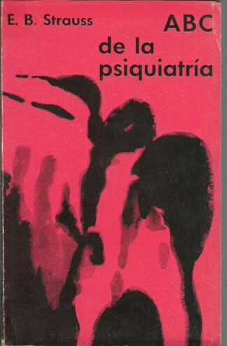 Portada ABC DE LA PSIQUIATRIA - E.B. STRAUSS - HERDER