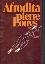 Portada AFRODITA - PIERRE LOUYS - CIRCULO DE LECTORES
