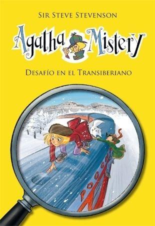 Portada AGATHA MISTERY:DESAFIO TRANSIBER -  - LA GALERA