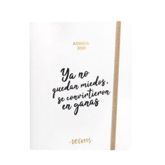Portada AGENDA ANUAL 2020 DEFREDS - DEFREDS - JOSE A. GOMEZ IGLESIAS - PLANETA INTERNACIONAL