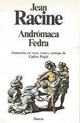 Portada ANDROMACA  FEDRA - JEAN RACINE - PLANETA