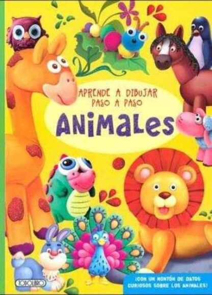 Portada ANIMALES - VV.AA. - TODOLIBRO