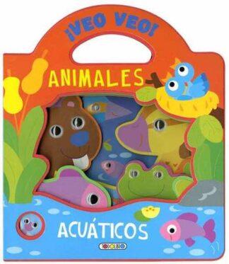 Portada ANIMALES ACUATICOS (VEO VEO) -  -
