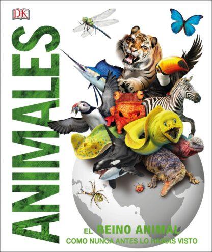 Portada ANIMALES - AA.VV. -