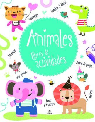 Portada ANIMALES - EQUIPO EDITORIAL - LIBSA