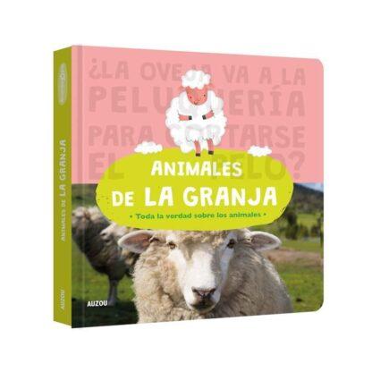 Portada ANIMALES DE LA GRANJA -  -