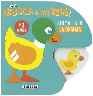 Portada ANIMALES DE LA GRANJA (BUSCA A - SUSAETA, EQUIPO - SUSAETA