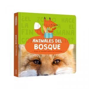 Portada ANIMALES DEL BOSQUE -  -