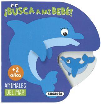 Portada ANIMALES DEL MAR      (BUSCA A - SUSAETA, EQUIPO - SUSAETA
