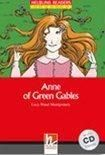 Portada ANNE OF GREEN GABLES - LUCY MAUD MONTGOMERY -