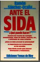 Portada ANTE EL SIDA ¿QUE PUEDO HACER? - RAMON SANCHEZ OCAÑA - TEMAS DE HOY