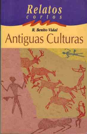Portada ANTIGUAS CULTURAS - R BENITO VIDAL - EDIMAT