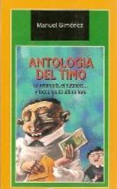 Portada ANTOLOGIA DEL TIMO - MANUEL JIMENEZ - TEMAS DE HOY