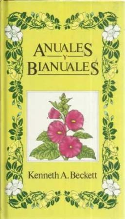 Portada ANUALES Y BIANUALES - KENNETH A BECKETT - CIRCULO DE LECTORES