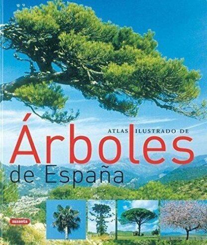 Portada ÁRBOLES DE ESPAÑA - VV. AA. - SUSAETA