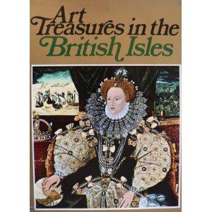 Portada ART TREASURES IN THE BRITISH ISLES - PHILIP HENDY - PAUL HAMLYM