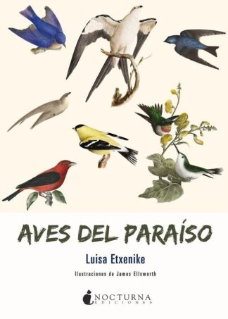 Portada AVES DEL PARASO - ETXENIKE,LUISA -