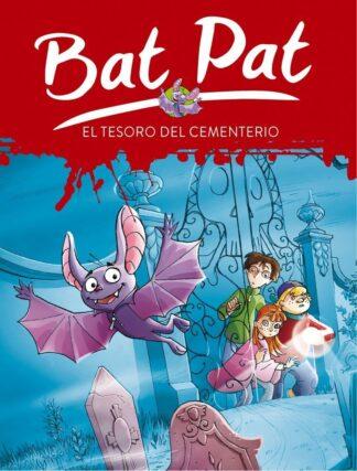 Portada BAT PAT 1. EL TESORO DEL CEMENTERIO -  - MONDADORI
