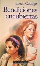 Portada BENDICIONES ENCUBIERTAS - EILEEN GOUDGE - CIRCULO DE LECTORES