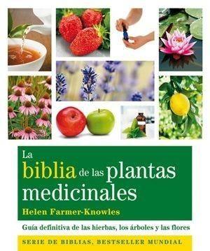 Portada BIBLIA DE LAS PLANTAS MEDICINALES (N.ED) -  - GAIA