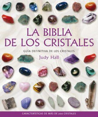 Portada BIBLIA DE LOS CRISTALES, 1  (N.ED) -  - GAIA