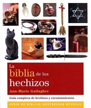 Portada BIBLIA DE LOS HECHIZOS (N.ED) -  - GAIA