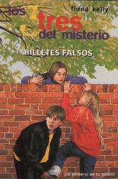 Portada BILLETES FALSOS  - FIONA KELLY - EDICIONES B