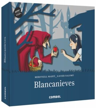 Portada BLANCANIEVES - MINIPOPS -  -