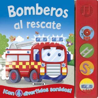 Portada BOMBEROS AL RESCATE -  - SUSAETA