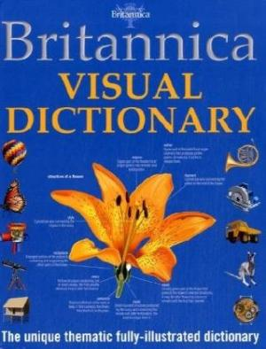 Portada BRITANNICA. VISUAL DICTIONARY - JEAN CLAUDE CORBEIL / ARIANE ARCHAMBAULT - BRITANNICA
