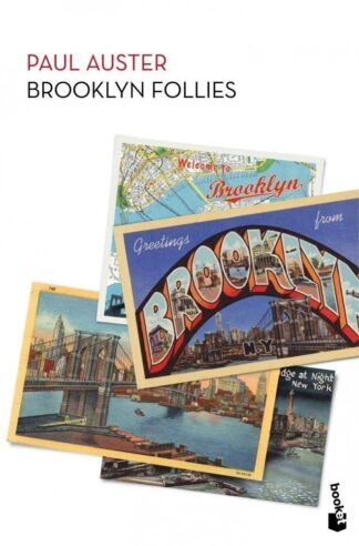 Portada BROOKLYN FOLLIES - PAUL AUSTER - RBA