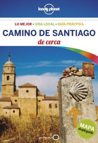 Portada CAMINO DE SANTIAGO DE CERCA 2 - EDURNE BAZ URIARTE / VIRGINIA UZAL GARCÍA - GEOPLANETA