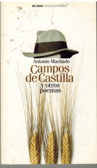 Portada CAMPOS DE CASTILLA Y OTROS POEMAS - ANTONIO MACHADO - EL PAIS