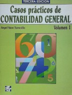 Portada CASOS PRACTICOS DE CONTABILIDAD GENERAL VOLUMEN 1 - ANGEL SAEZ TORRECILLA - MC GRAW HILL