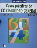 Portada CASOS PRACTICOS DE CONTABILIDAD GENERAL VOLUMEN 2 - ANGEL SAEZ TORRECILLA - MC GRAW HILL