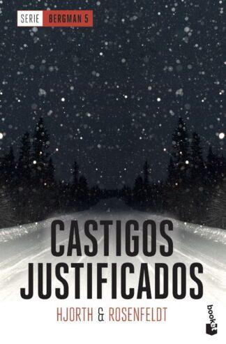 Portada CASTIGOS JUSTIFICADOS - MICHAEL HJORTH - ESPASA CALPE