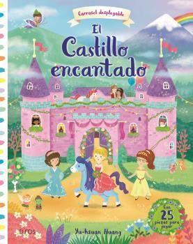 Portada CASTILLO ENCANTADO, EL - HUANG, YU-HSUAN -