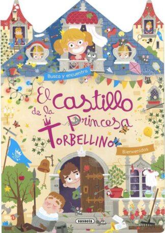 Portada CASTILLO PRINCESA TORBELLINO - VV.AA. - SUSAETA