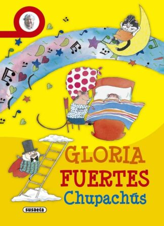 Portada CHISTES ACERTIJOS Y CANCIONES - GLORIA FUERTES - FUERTES, GLORIA - SUSAETA