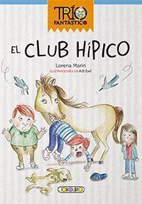 Portada CLUB HIPICO, EL (T3099002) - AA.VV. - TODOLIBRO