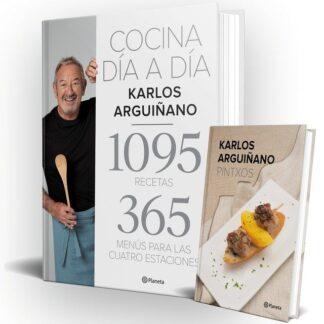 Portada COCINA DÍA A DÍA - KARLOS ARGUIÑANO - ESPASA CALPE